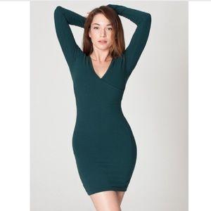 American Apparel long sleeves dress - M